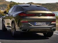 Der neue BMW X6. Alphatier mit breiten Schultern.