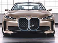 BMW Concept i4.
