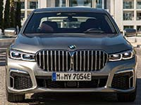 Die nächste BMW 7er-Generation G70: elektrische Antriebe dominieren.