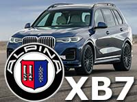 BMW Alpina BX7 - First Class Adventures
