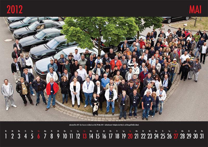 Mai-Motiv: Jahrestreffen 2011 des Forums in Lübeck 28./29. Mai 2011 - Aufnahmeort: Parkplatz der Musik- und Kongresshalle Lübeck