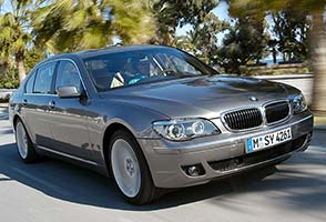 BMW 7er, Modell E65
