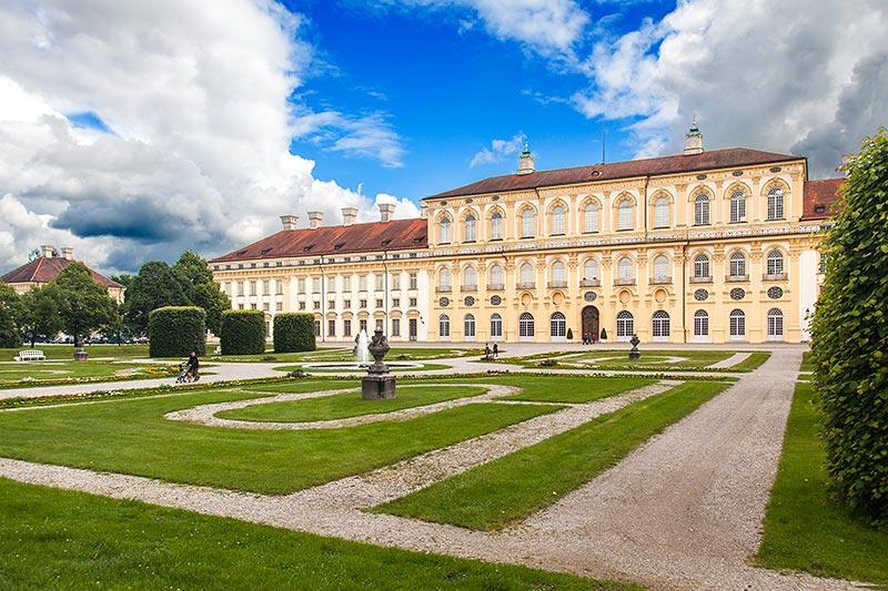 7-forum.com Jahrestreffen 2016, Ausfahrt zum Schloss Schleißheim