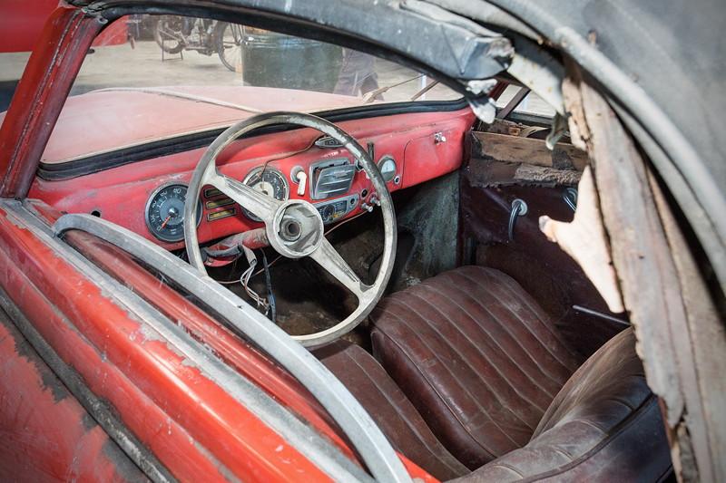 Dyna Veritas Cabriolet, nur noch 10 Cabriolets und 3 Coupés sind noch erhalten, 145 km/h