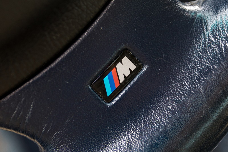 BMW 740i (E38) Individual von Frank ('heliman4'), BMW M Lenkrad mit M Logo