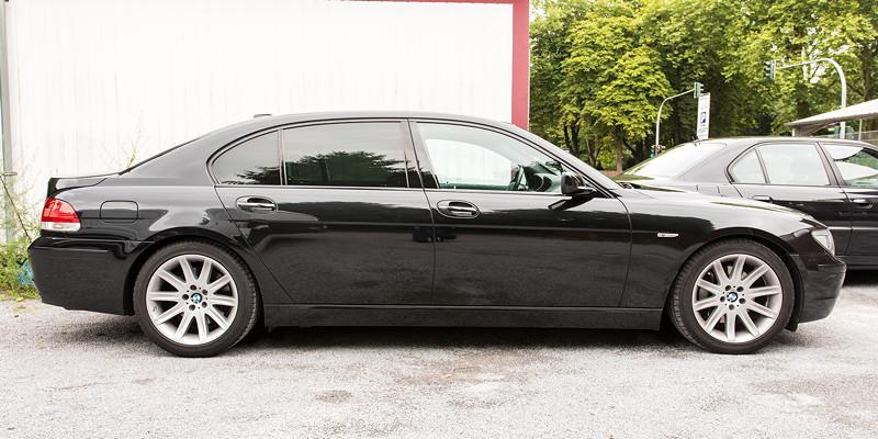 BMW 750Li E66 Von Renate Und Matthias