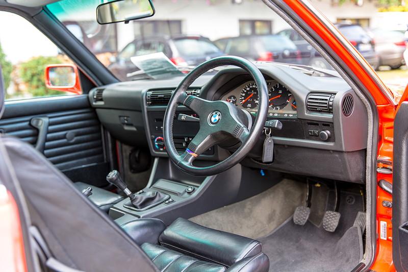 20 Jahre BCD Treffen: BMW 333i (E30) von BMW Classic.