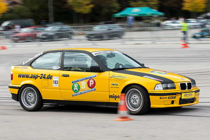 20 Jahre BCD Treffen: Slalom Cup Finale am Samstag