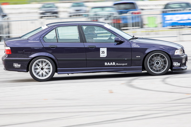 20 Jahre BCD Treffen: Slalom Cup Finale am Samstag.