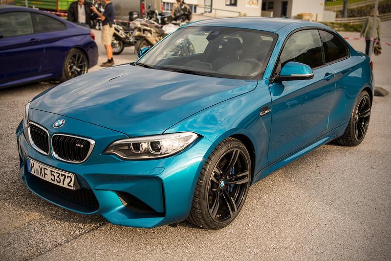 20 Jahre BCD Treffen: BMW M2