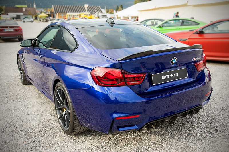 20 Jahre BCD Treffen: BMW M4 CS