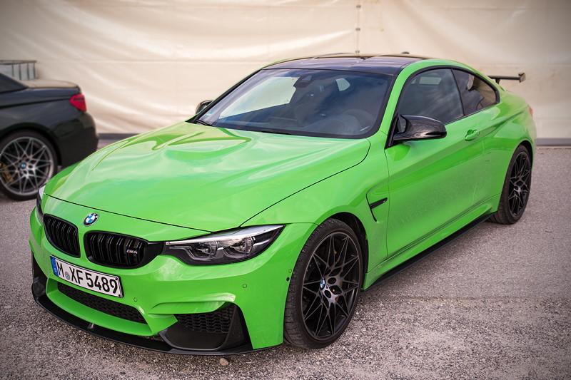20 Jahre BCD Treffen: BMW M4