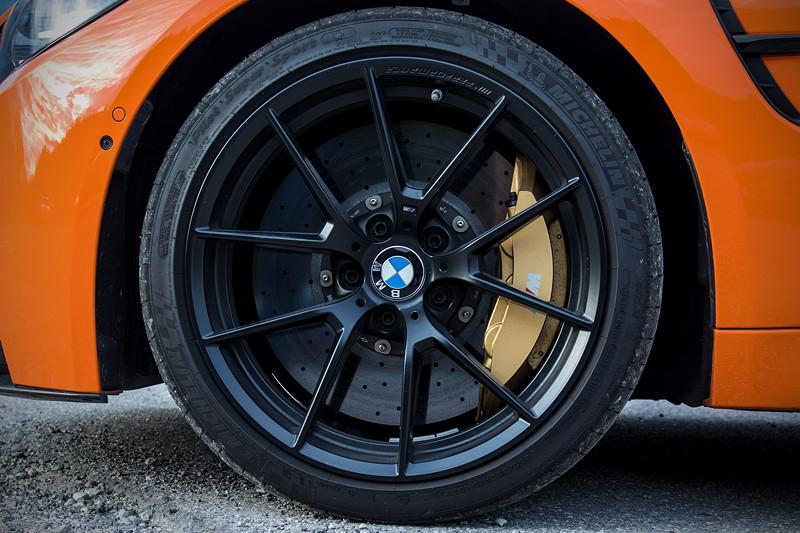 20 Jahre BCD Treffen: BMW M3 mit BMW M Performance Parts