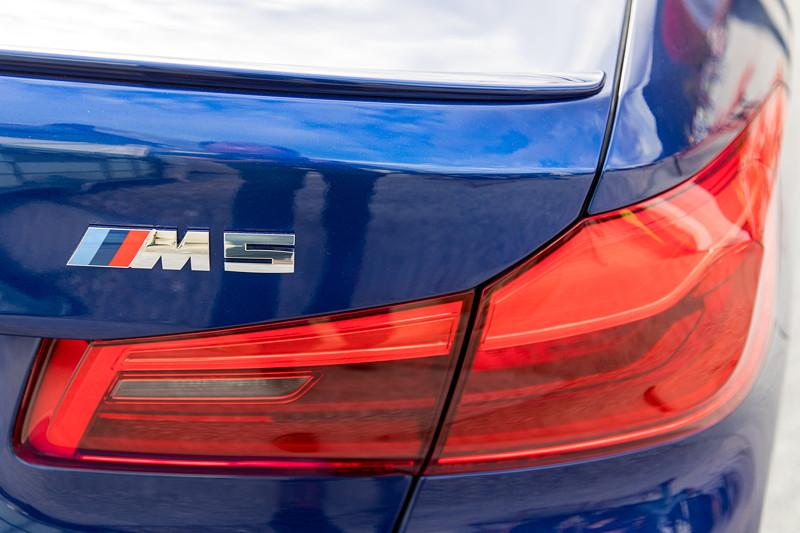 20 Jahre BCD Treffen: BMW M5