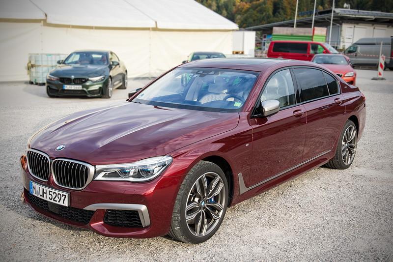 20 Jahre BCD Treffen: BMW M760Li xDrive M Performance (G12).