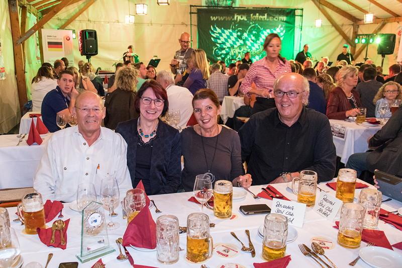 20 Jahre BCD Treffen, Festabend, BMW Club Alsfeld.
