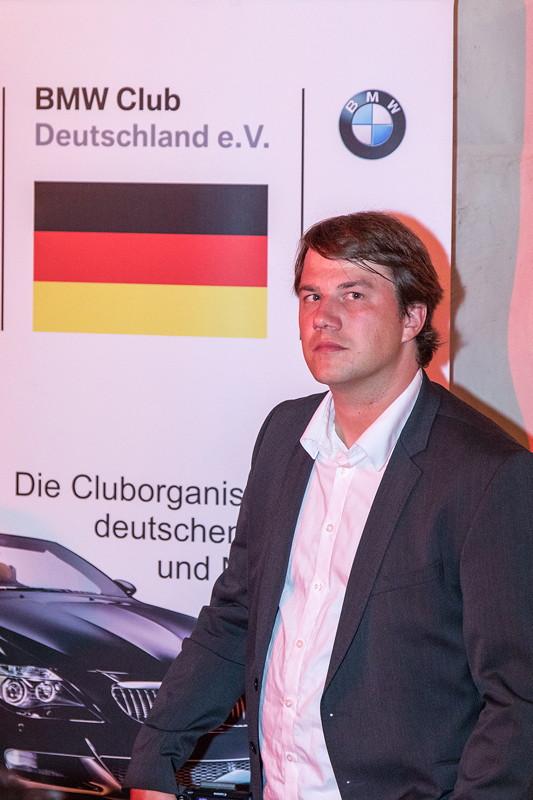 20 Jahre BCD Treffen, Festabend, BCD Vize Präsident Marketing Jens Muth, machte das ganze Treffen über Fotos für den BCD.