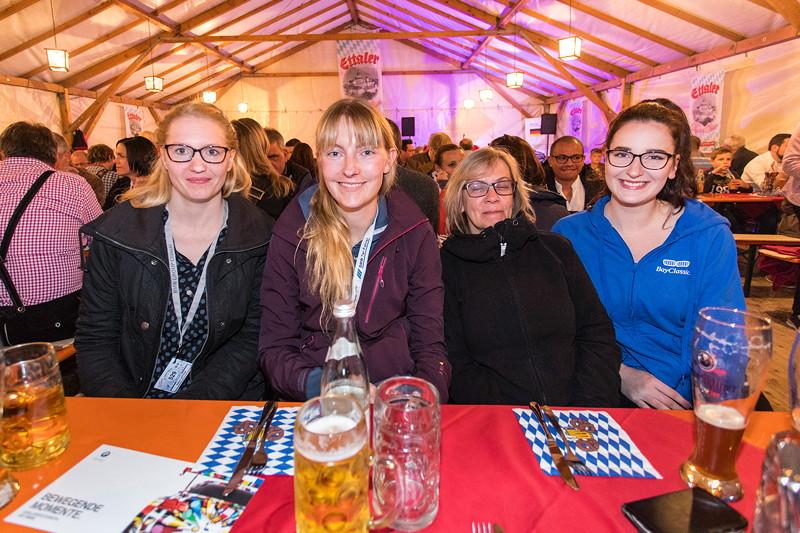 20 Jahre BCD Treffen, Bayerischer Abend am Montag