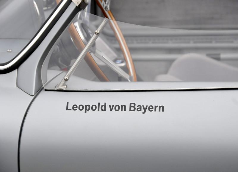 20 Jahre BCD Treffen: BMW 700 RS, Fahrer: Prinz Leopold von Bayern.