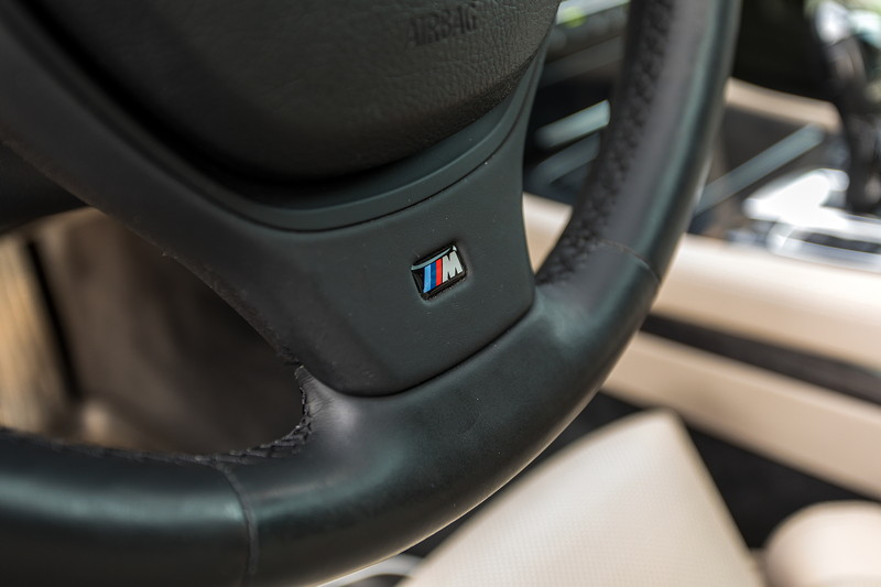 BMW 740i (F01) von Edwin ('Homerraas'), BMW M Lenkrad, nachgerüstet aus dem LCI-Modell.