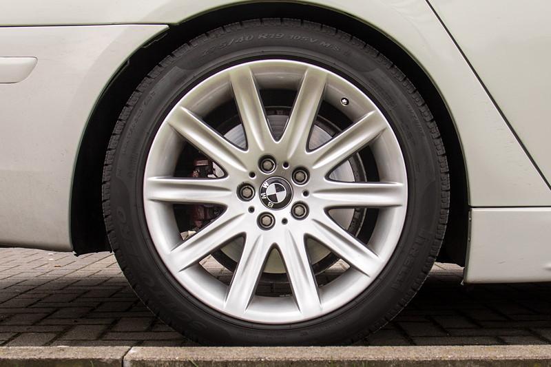 BMW 750i (E65 LCI), Japan-Import, Rechtslenker, von Olaf ('loewe40'), Rad