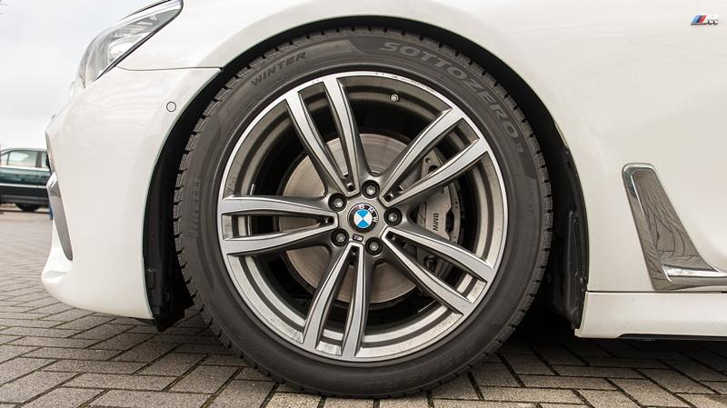 BMW 730d (G11), Firmenwagen von Ralf ('Ralle735iV8') mit M Paket, 20 Zoll Felgen M LMR Doppelspeiche 648 M Bicolor