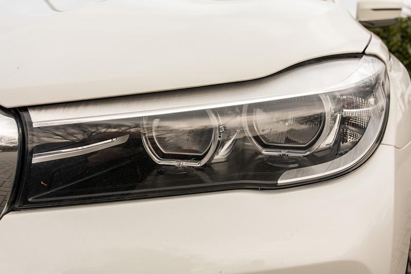 BMW 730d (G11), Firmenwagen von Ralf ('Ralle735iV8'), Standard-Scheinwerfer ohne Laserlight