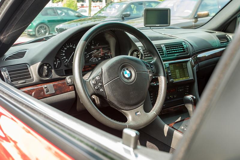 Foto: BMW 740i (E38) von Jörg (\'Imola 2\'), Interieur vorne, 200 ...