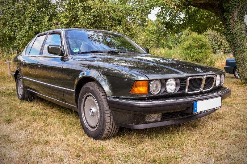 7er-Südhessenstammtisch meets 8-Series Club. BMW 7er.