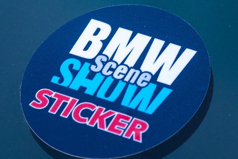 Nur der BMW 750i (E65) von Olaf ('loewe40') bekam bei der Bewertung einen 'Sticker'.