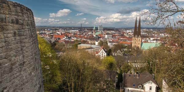 Impressionen aus Bielefeld