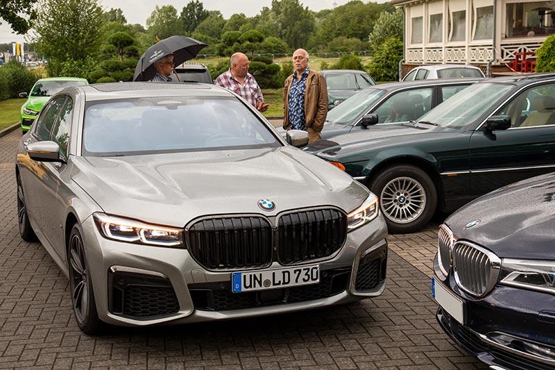 Rhein-Ruhr-Stammtisch im Juli 2020: BMW 730Ld xDrive von Christian ('Christian')
