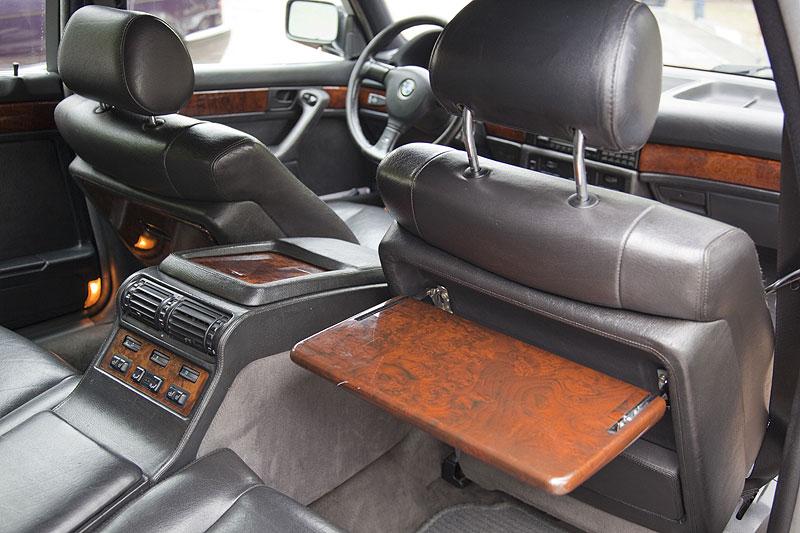 Auto Kühlschrank Bmw : Foto bmw il highline mit edelholz klapptisch erweiterter