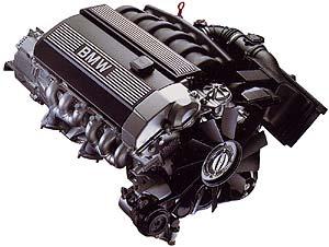BMW 7er, Modell E38, Motorvarianten (www.7er.com)