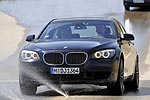 BMW 750i xDrive beim µ-split Test