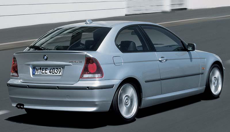 Foto: BMW 3er Compact aus dem Jahr 2001 (vergrößert)