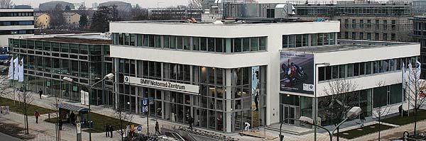 Bmw Niederlassung München Zukünftig Mit Drei Verkaufsstandorten