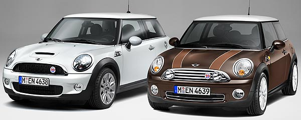 50 Jahre Mini Rückschau Und Ausblick Mini 50 Mayfair Und Mini 50