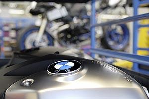 40 Jahre BMW Motorradfertigung in Berlin Spandau.