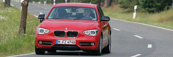 BMW 1er (F20) Ausstattung und Zubehör: Premium-Charakter auch in der ...