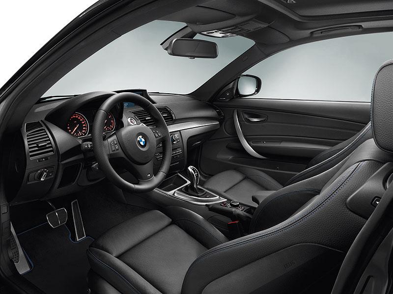Foto: BMW 1er Coupé mit Edition Sport, Interieur (vergrößert)