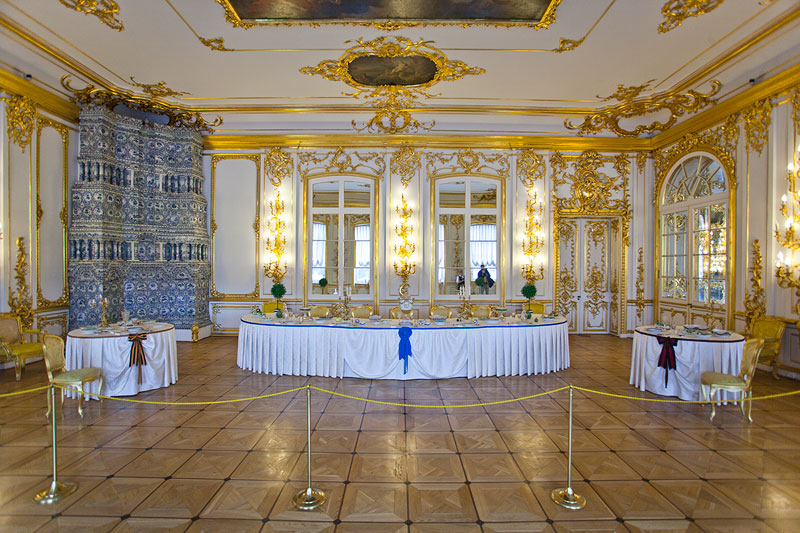 Foto Katharinenpalast St Petersburg Vergr 246 223 Ert