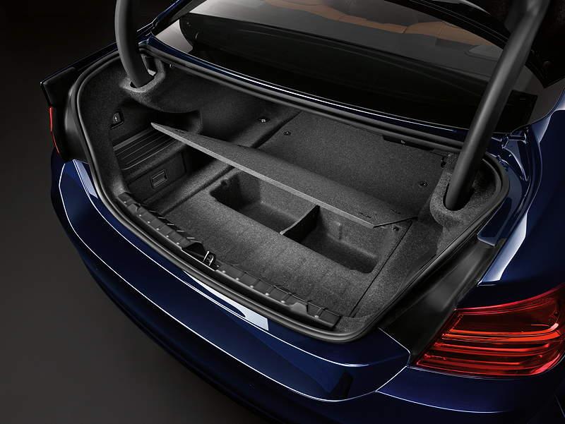Foto Bmw 4er Coupé Luxury Line Kofferraum Vergrößert