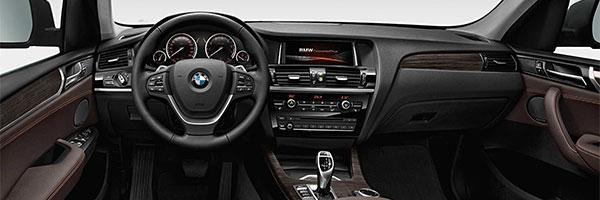 Der Neue Bmw X3 Modell F25 Facelift Design Und Funktionalitat