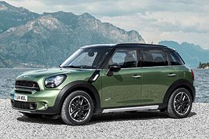 Der Neue Mini Countryman Facelift 2014 Steckbrief