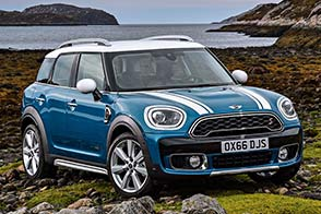 MINI Countryman (F60).