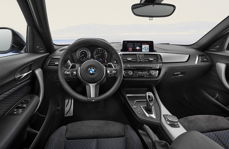 Foto: BMW 1er, Interieur (vergrößert)