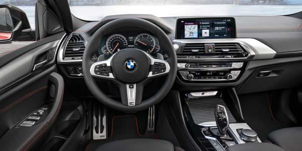 Bmw X4 Innenraum Und Ausstattung Sportlichkeit In Einem Modernen Premium Ambiente