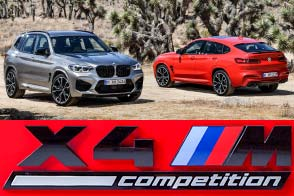 der neue bmw x3 m und bmw x3 m competition der neue bmw. Black Bedroom Furniture Sets. Home Design Ideas