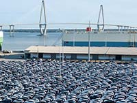 BMW Group erneut größter US-Automobilexporteur